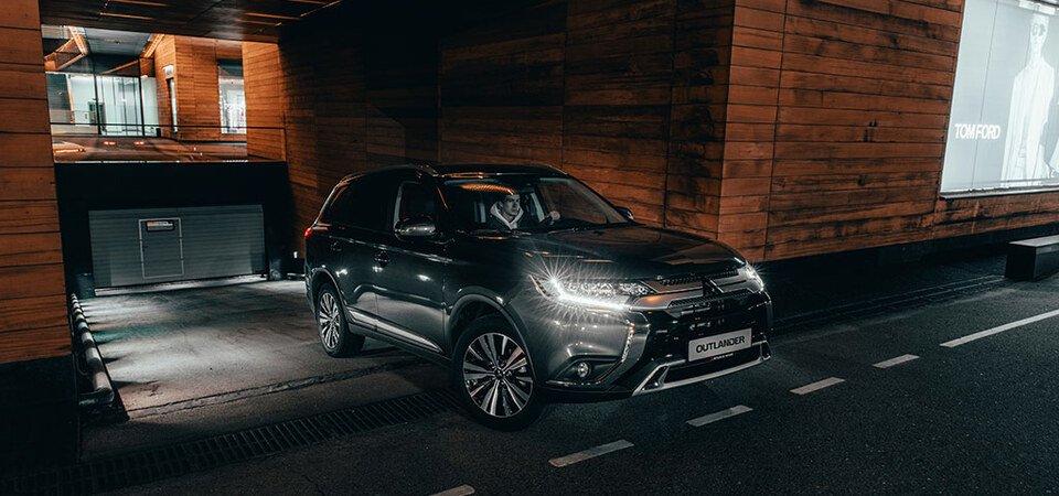 Mitsubishi OUTLANDER с выгодой до 300 000 ₽